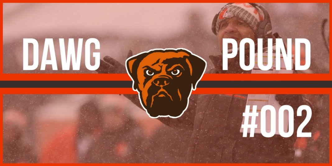 nova comissão técnica do Browns