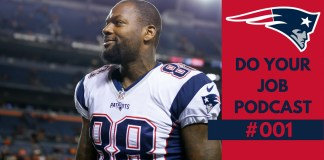 Free Agents de Ataque do Patriots 2018