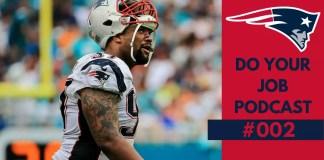 Free Agents de Defesa do Patriots 2018