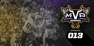 Vikings vs Redskins - Semana 10 Temporada 2017