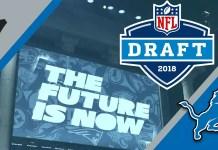 Previsões Draft Lions 2018