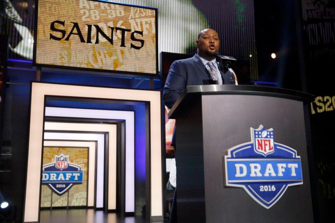 Mock Draft Saints 2018