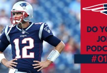 Patriots vs Redskins - Semana 1 Pré-Temporada 2018