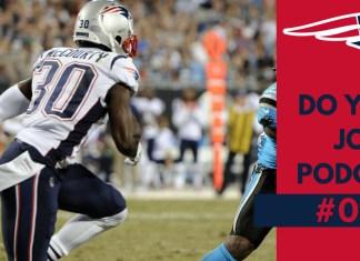 Patriots vs Panthers - Semana 3 Pré-Temporada 2018