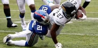 Pós-Jogo Giants vs Jaguars