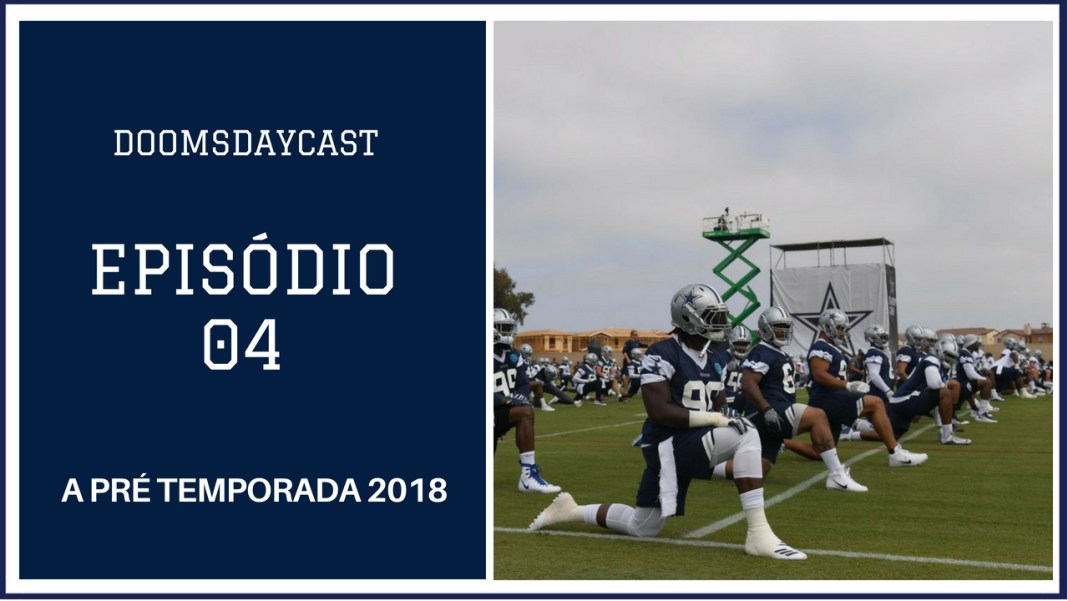 Pré-Temporada do Dallas Cowboys 2018