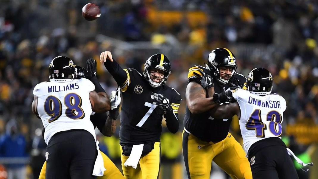 Pré-jogo Ravens @ Steelers