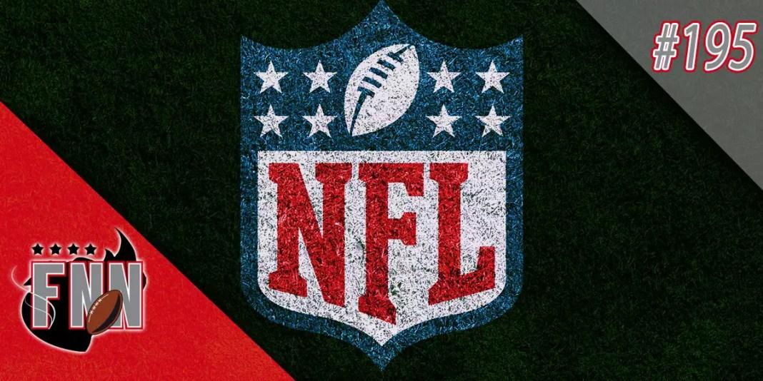 Fumble na Net Podcast 195 - NFL para Iniciantes