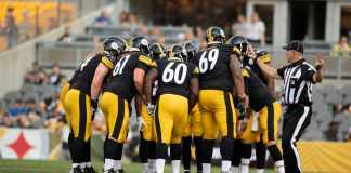 Previsão do Elenco Final Steelers 2018