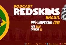 expectativas Redskins 2018
