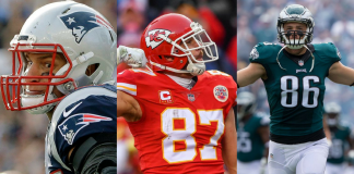 Top 10 Tight Ends 2018