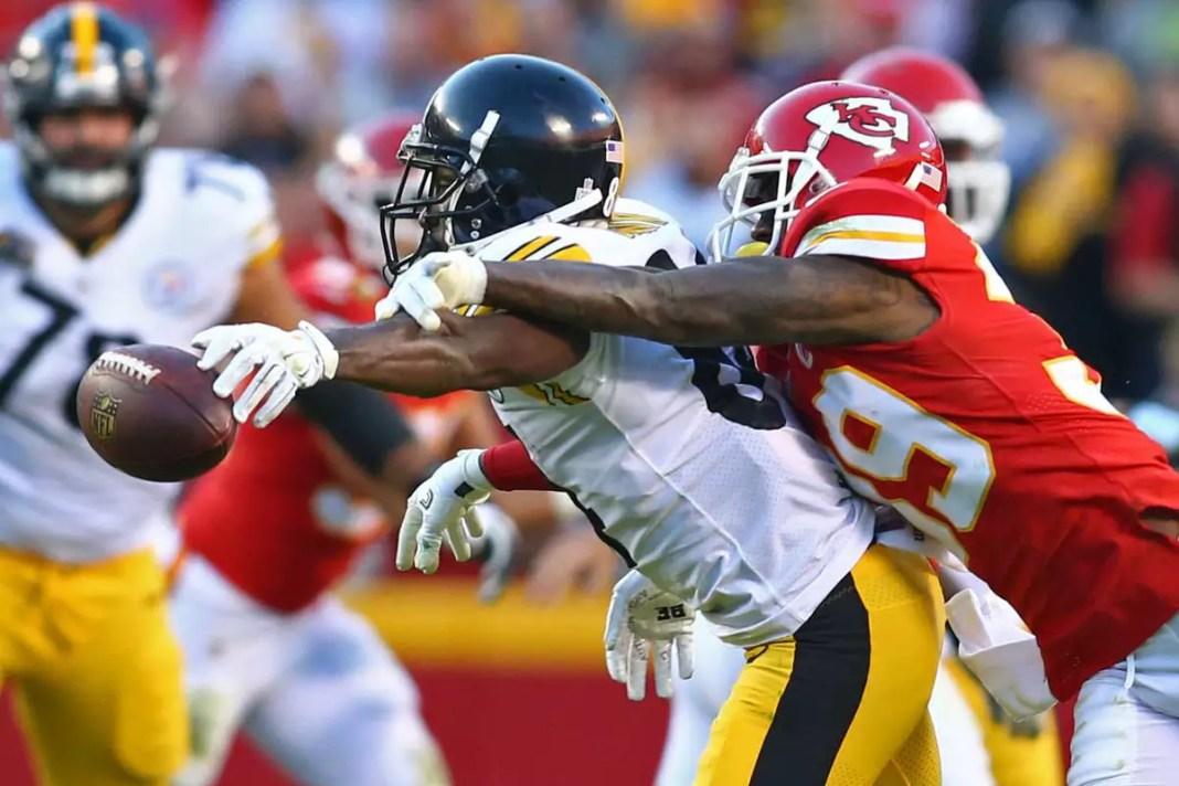 Pré-jogo Chiefs @ Steelers