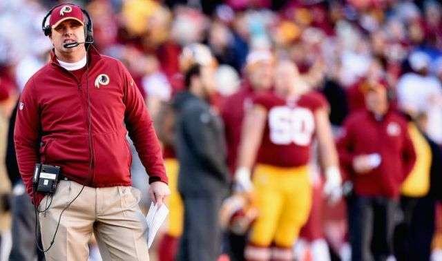 Redskins e 'playcalling'