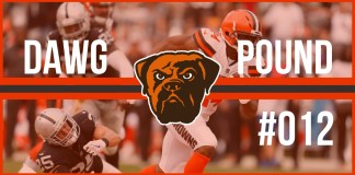 Browns vs Raiders Semana 4 2018