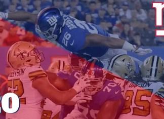 Giants vs Saints Semana 4 2018