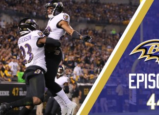 Ravens vs Steelers Semana 4 2018