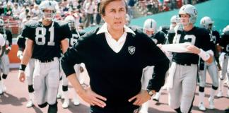 Tom Flores Hall of Fame