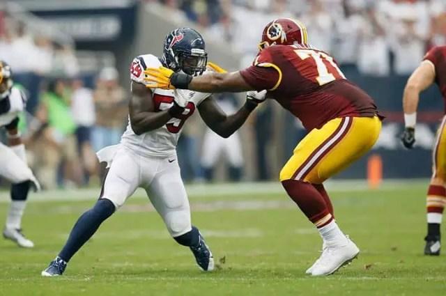 Redskins vs Texans: Pré