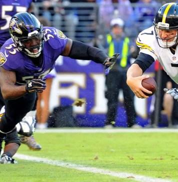 Pré-jogo Steelers @ Ravens