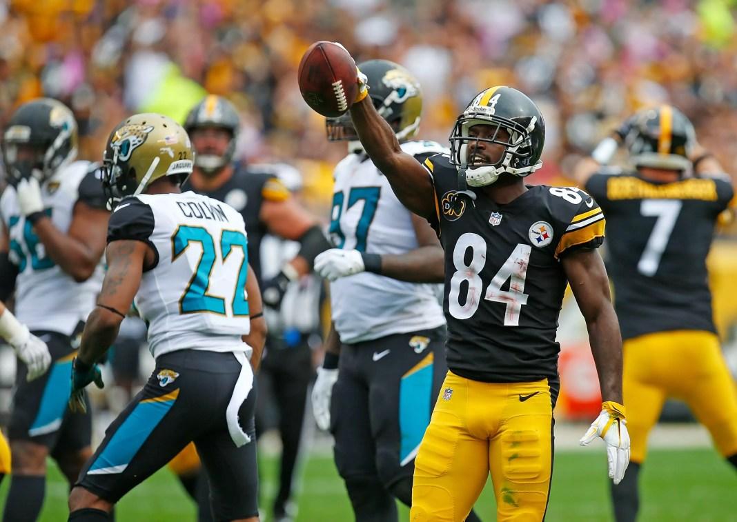 Pré-jogo Steelers @ Jaguars