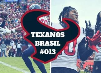 Texans vs Redskins Semana 11 2018