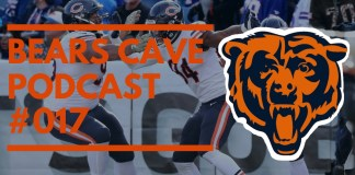 Bears vs Bills Semana 9 2018