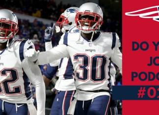 Patriots vs Bills Semana 8 2018