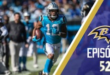 Ravens vs Panthers Semana 8 2018