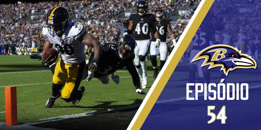 Ravens vs Steelers Semana 9 2018