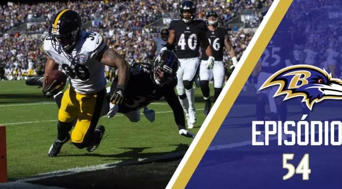 Ravens vs Steelers Semana 9 2018