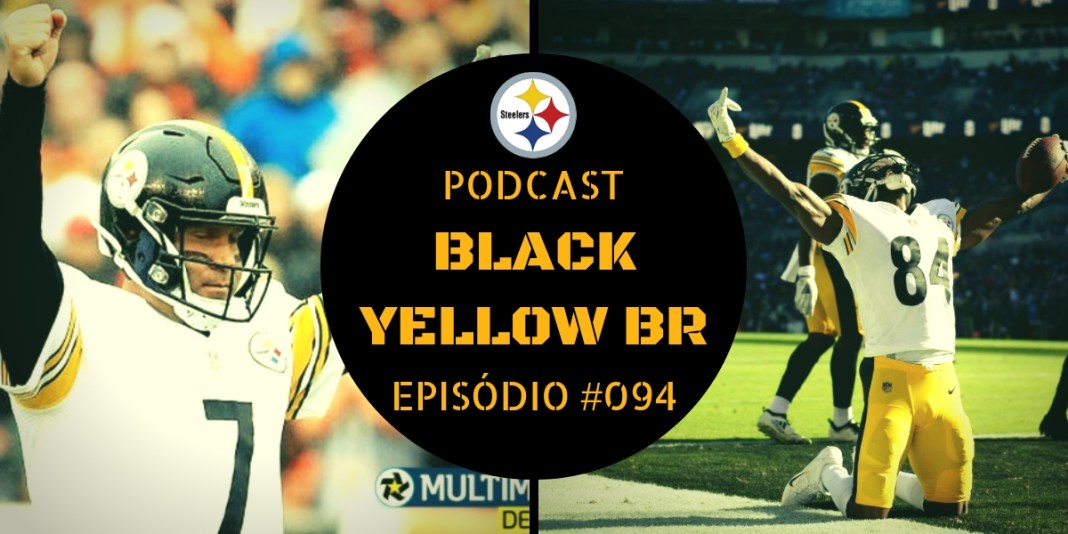 Steelers at Ravens - Semana 09 Temporada 2018