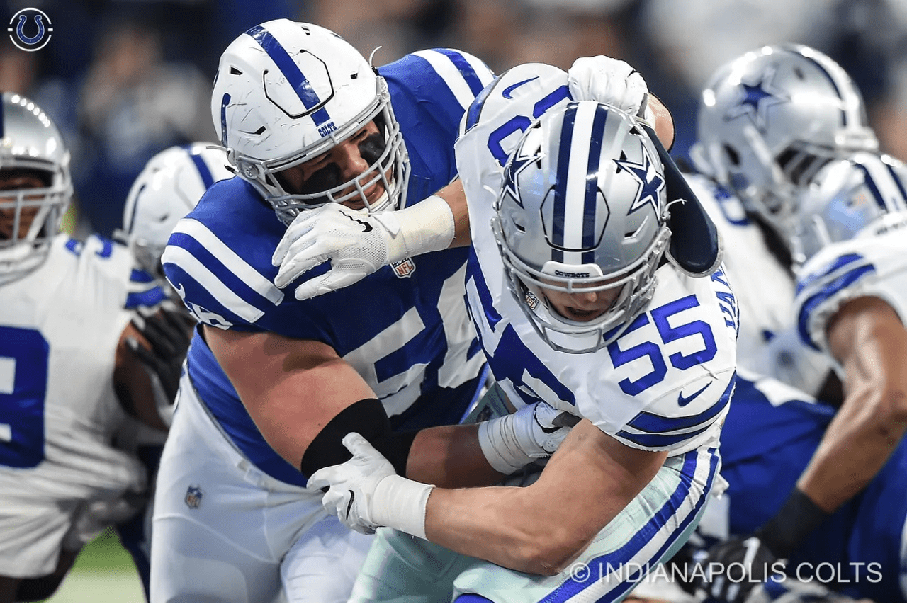 Pós-jogo Colts vs Cowboys - Semana 15 - Fumble na Net Podcasts 6302e1f25cd