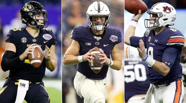 NFL Draft 2019: Análise QBs