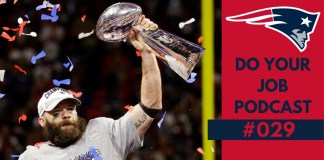 Patriots vence Super bowl LIII