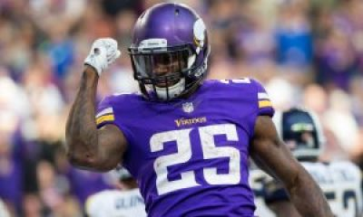 Latavius Murray, Running Back