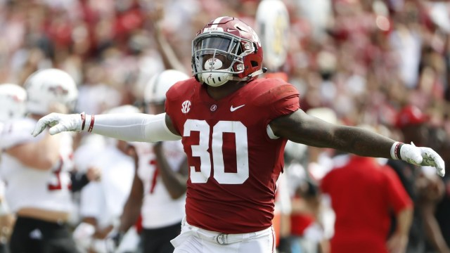 Mock Draft 2019 Redskins 1.0