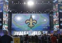 Geaux Saints 2019 NFL Draft