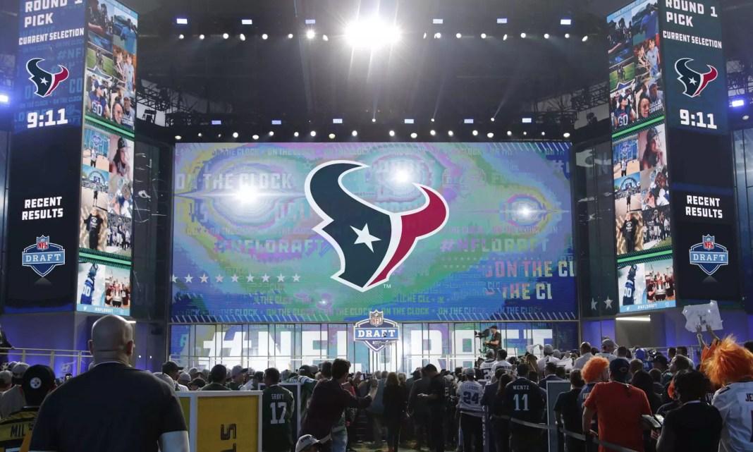 Mock Draft Texans