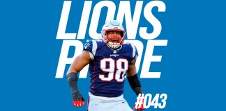 Trey Flowers no Lions
