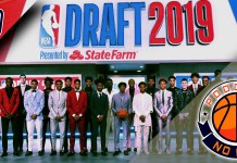 Draft NBA 2019
