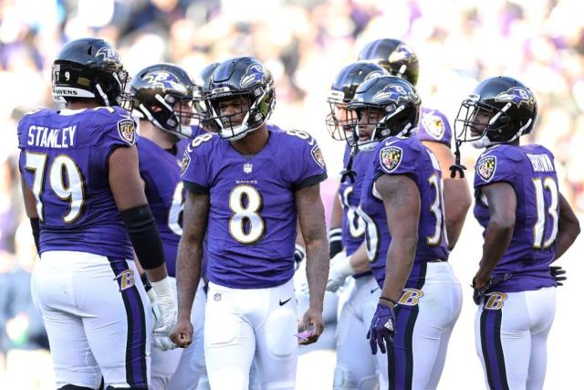 baltimore ravens favorito