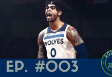 D'Angelo Russell no Timberwolves