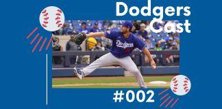 Previsão do Bullpen Dodgers 2020