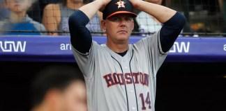 Após caso envolvendo os Astros, MLB pretende tomar medidas para que novas fraudes não aconteçam