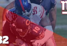 Giants vs Bears Semana 2 2020