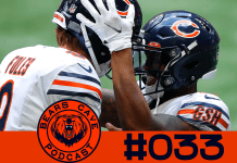 Bears vs Falcons Semana 3 2020