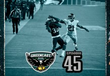 GreencastBR 45 - Eagles Líder + Beat Dallas
