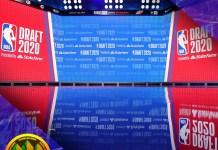 Utah Jazz no Draft 2020