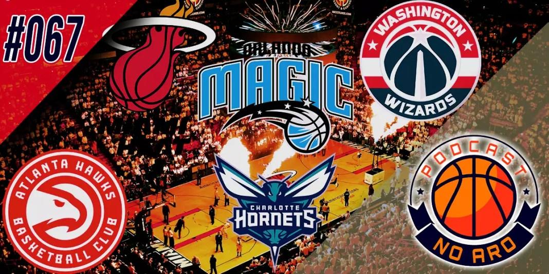 Preview Divisão Sudeste NBA 2020