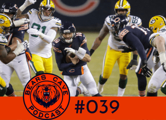Semana 17 - Packers vs Bears